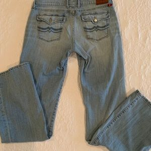 Lucky Brand Jeans Sweet N Low Light Faded Blue